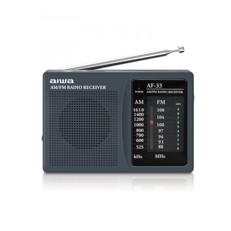 【AIWA愛華】收音機