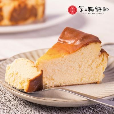 第二顆鈕釦JC.巴斯克乳酪蛋糕6吋(540g)