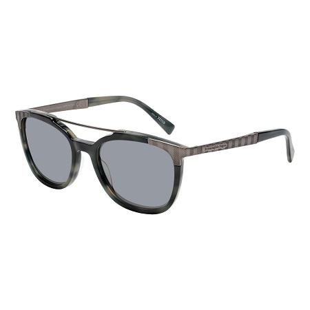 【美式賣場】Ermenegildo Zegna 太陽眼鏡 EZ0073 56C