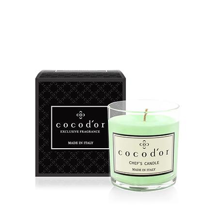 【cocodor】香氛蠟燭130g-大師香調Chefs candle