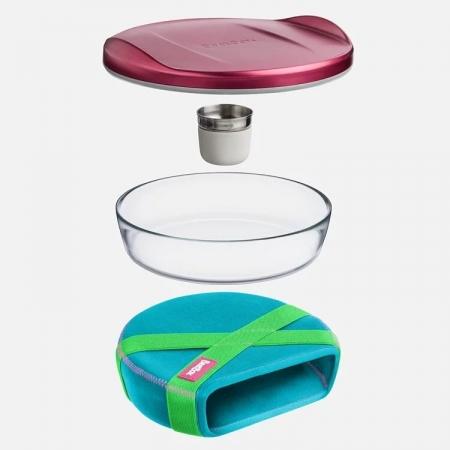 特殺【澳洲 BeetBox】玻璃餐盒 850ml - 翠鳥 便當盒 餐盒
