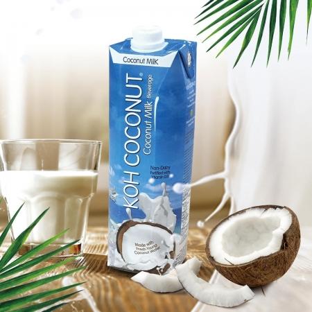 〔美式賣場〕Koh Coconut 椰奶 1公升 X 6入