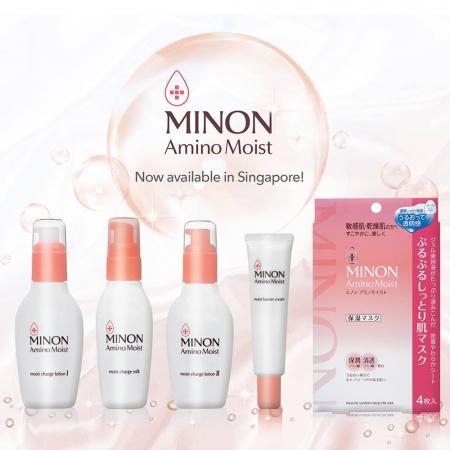 【MINON 蜜濃】美白保濕精華液30g(敏感肌與乾燥肌首選)