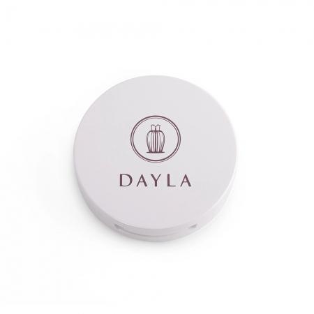 【DAYLA】零妝感CC透亮粉餅(15g/3色可選) SPF50高防曬係數