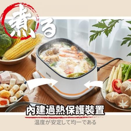 【ikiiki伊崎】輕活料理鍋(IK-MC3406)