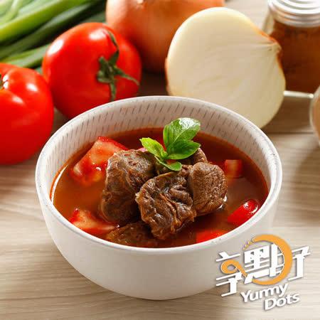 【享點子】知名KTV牛肉湯(紅燒/番茄)-任選5包