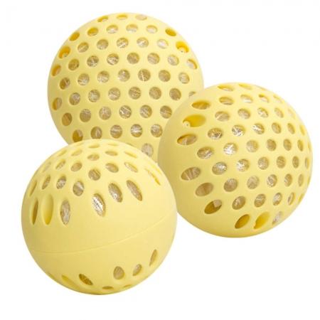 【meekee】銀立潔-Ag+活性抑菌除臭洗衣球(3入組)
