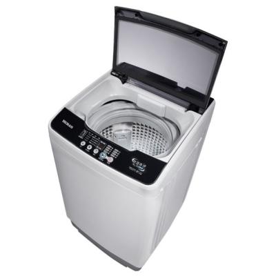 禾聯HERAN 7.5KG全自動洗衣機 (NEW 居家小貴族) HWM-0752 FUZZY人工智慧