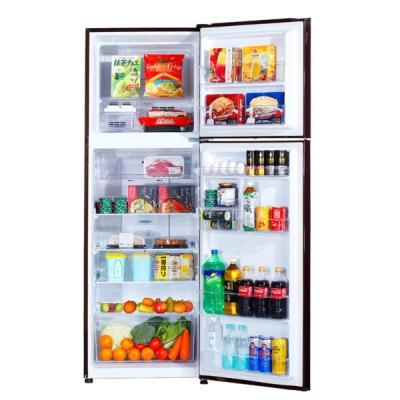 禾聯HERAN 344L變頻雙門窄身電冰箱 HRE-B3581V (B) 高節能變頻壓縮機