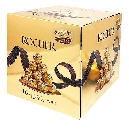 〔美式賣場〕金莎巧克力 600公克 (48顆)