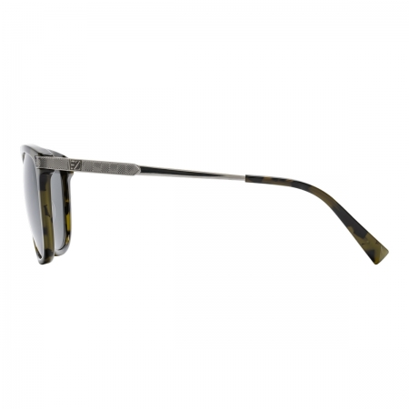 【美式賣場】Ermenegildo Zegna 太陽眼鏡 EZ0078 55C