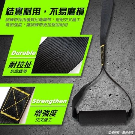T-F20 TRX懸掛式健身訓練帶(附延長帶)