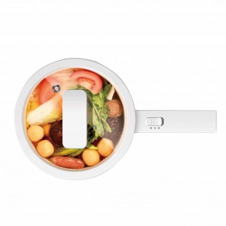 【Fujitek富士電通】萬用料理陶瓷炒菜鍋(FT-PN205)