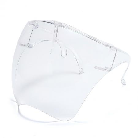 防疫小物!全方位防護面罩眼鏡-單入(防飛沫/防起霧)