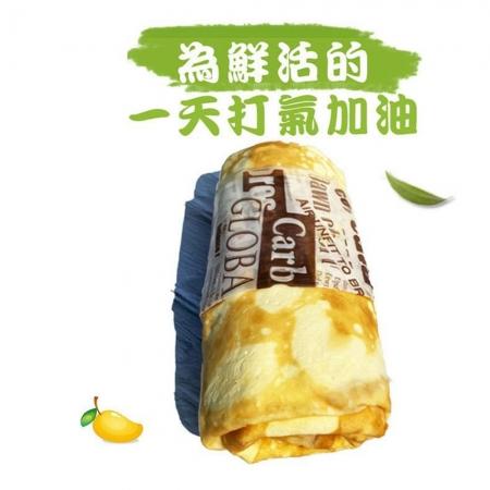 【麥麥先生】芒果毛巾蛋糕捲