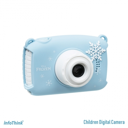 【InfoThink】迪士尼冰雪奇緣系列兒童數位相機