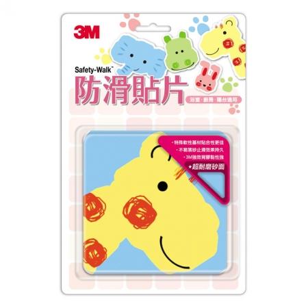 3M 防滑貼片 - 動物(6片/盒)