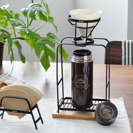 【CB JAPAN 日本】Qahwa 手沖系列高低可調式咖啡手沖濾架  咖啡│咖啡沖泡│手沖職人咖啡系列